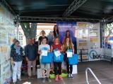 42,195 km Einrad-Marathon Unlimited; weiblich, Charlotte Deutsche Meisterin