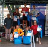 42,195 km Einrad-Marathon Standart, mänlich, Peter Sechster