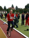 ODM Radebeul 2010, 50 m Jonglieren Peter Theeg
